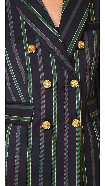 Hilfiger Collection Multi Stripe Blazer