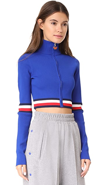 Hilfiger Collection Corporate High Neck Sweater
