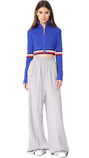Hilfiger Collection Tommy Luxe Popper Pants