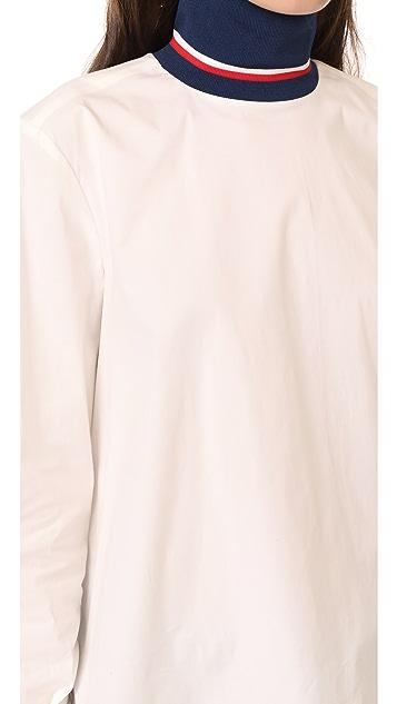 Hilfiger Collection Corp High Neck Shirt