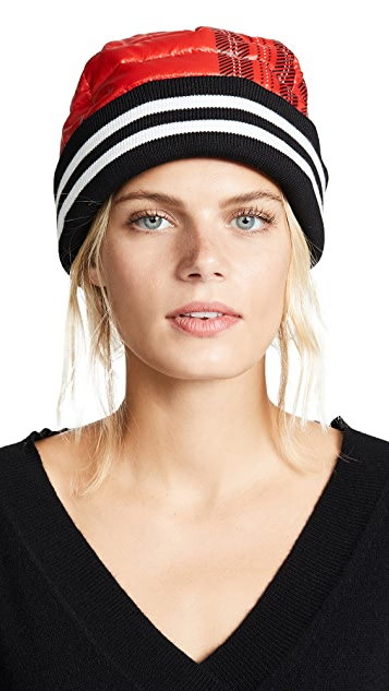 Think Royln Downtown Crown with Rib Beanie Hat