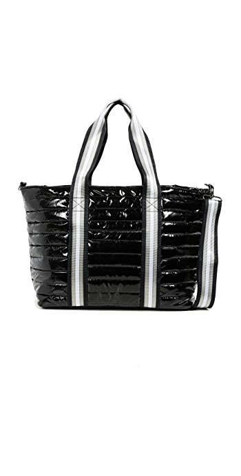 Think Royln Wingman Bag - Black Patent