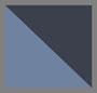 блестящий леопардовый, голубой бетон