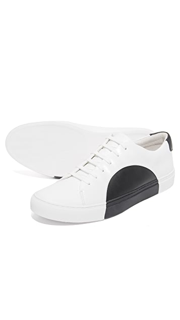 THEY NEW YORK Circle Low Sneakers