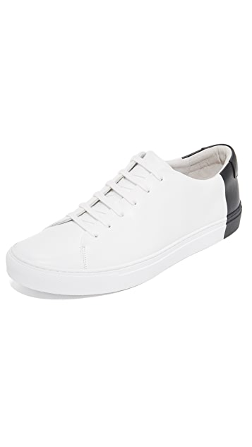 THEY NEW YORK Two-Tone Low Sneakers