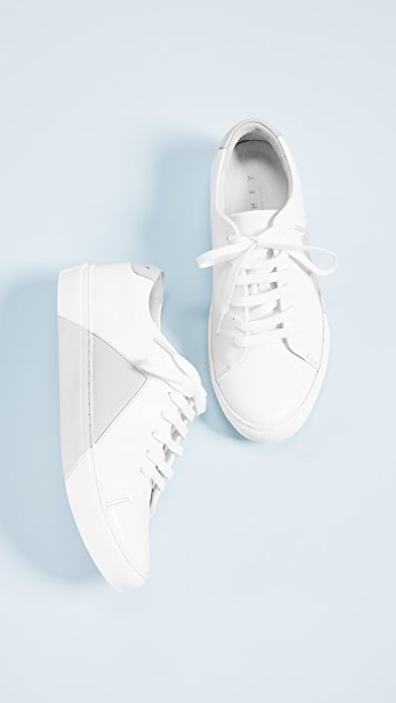 THEY NEW YORK Triangle Low Sneakers