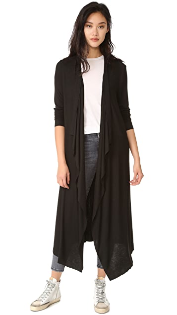 The Range Maxi Cardigan