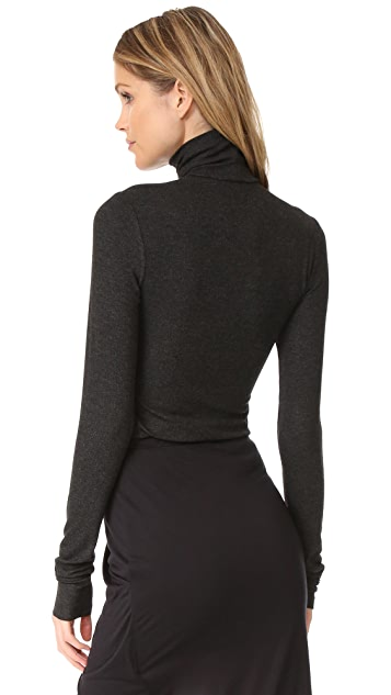 The Range Turtleneck Top
