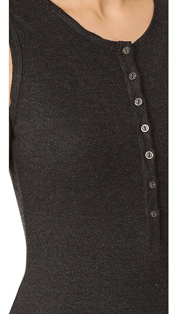 The Range Dynamic Rib Thong Bodysuit