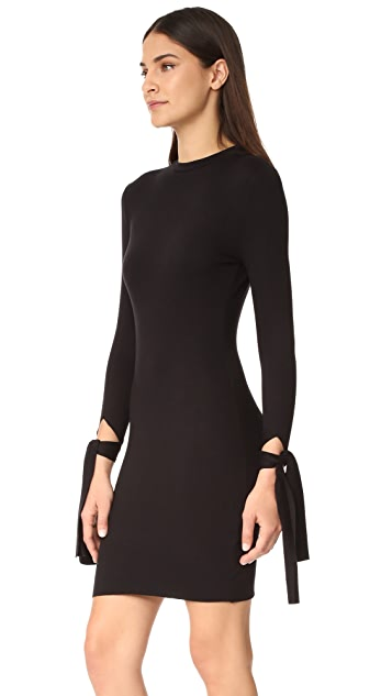 The Range Tied Sleeve Dress