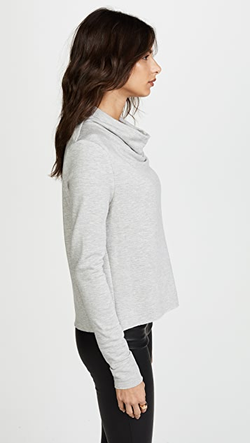 The Range Draped Sweatshirt