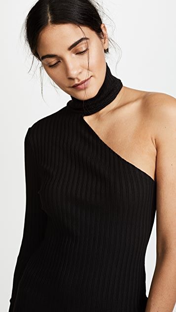 The Range Bare Arm Turtleneck