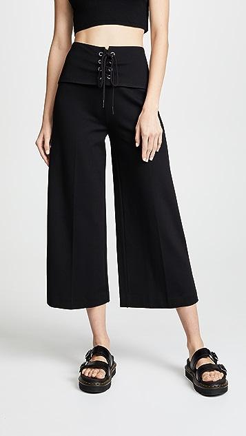 The Range Corset Crop Pants