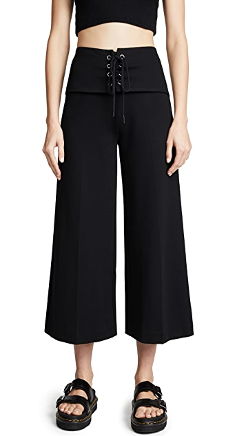 The Range Corset Crop Pants