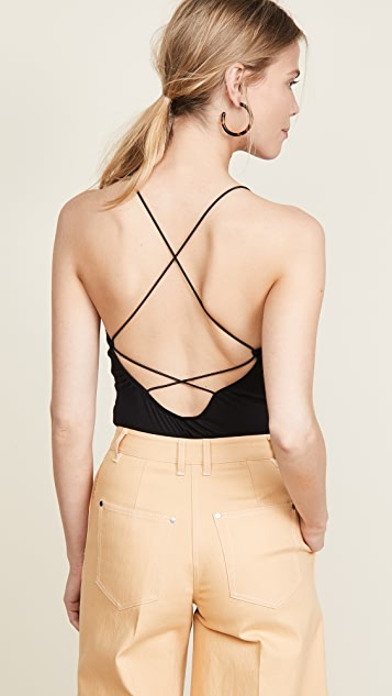 The Range Web Bodysuit