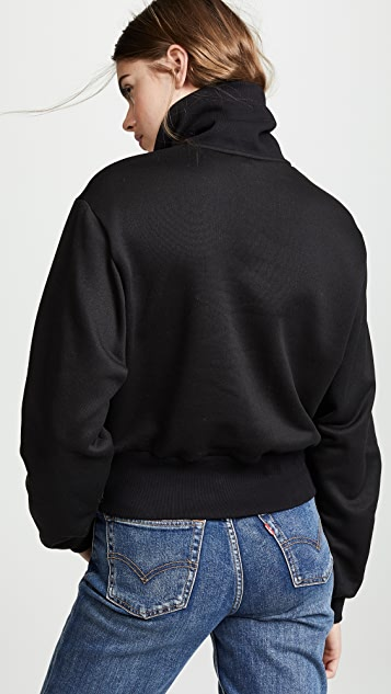 The Range Half Zip Pullover