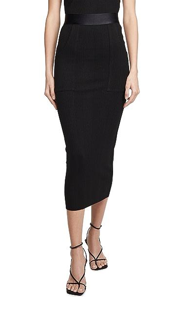 The Range Utility Midi Skirt