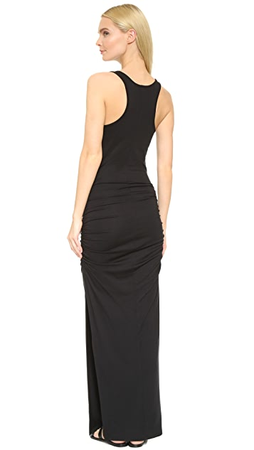 Three Dots Racer Back Maxi Dress