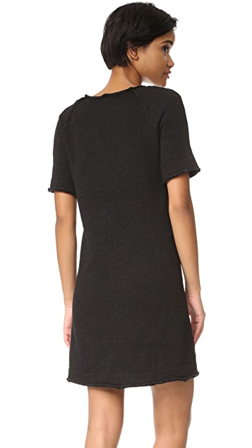 Three Dots Dallas Sweatshirt Dress