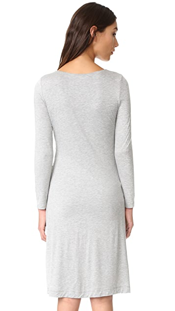 Three Dots Whitney B Twist Dress
