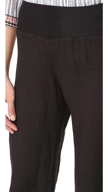 Three Dots Wide Leg Pants