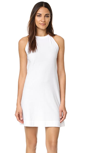 Three Dots Sleeveless Muscle Dress