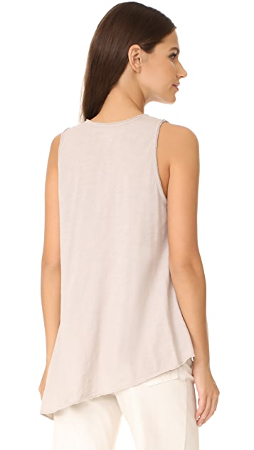 Three Dots Asymmetrical Tank