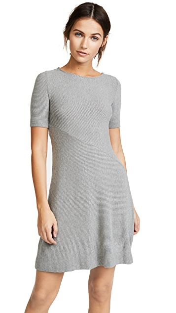 Three Dots Short Sleeve Dress