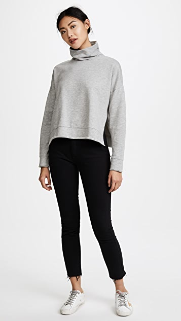 Three Dots Sweatshirt