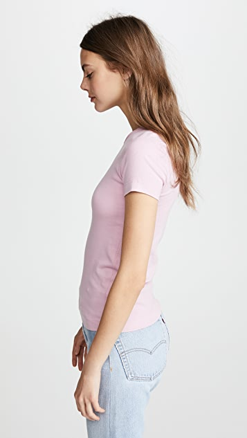 Three Dots Kennedy Tee
