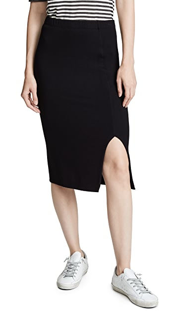 Three Dots Pencil Skirt