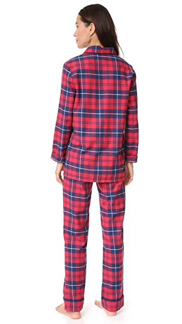 Three J NYC Jamie PJ Set