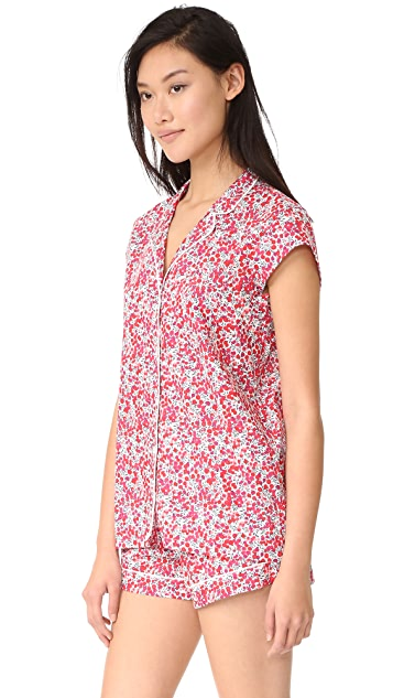 Three J NYC Olivia Liberty PJ Set