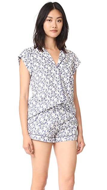 Three J NYC Olivia Short PJ Set