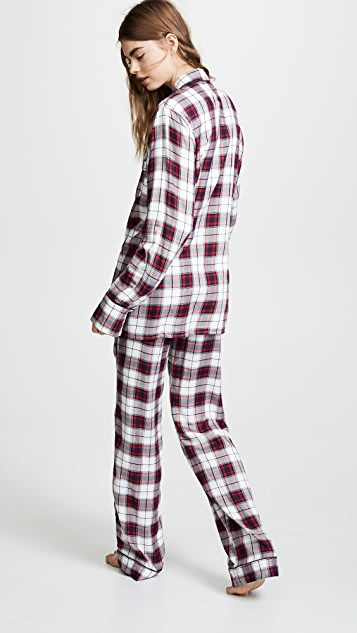 Three J NYC Halle PJ Set
