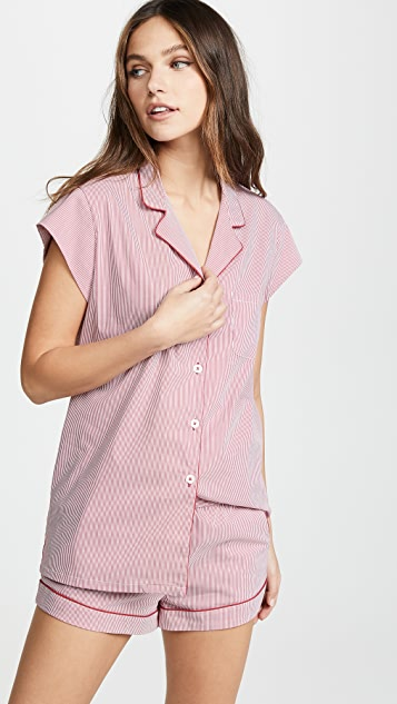Three J Nyc Olivia Pj Set