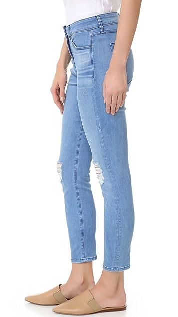 3x1 W2.5 Crop Pencil Jeans