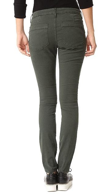 3x1 W2 Military Skinny Jeans