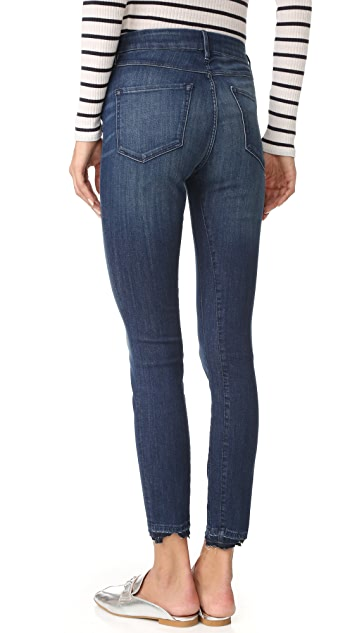 3x1 W3 Channel Seam Crop Jeans