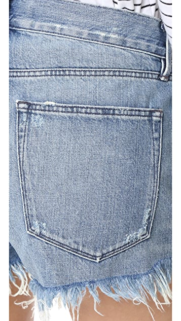 3x1 W2 Boyfriend Shorts
