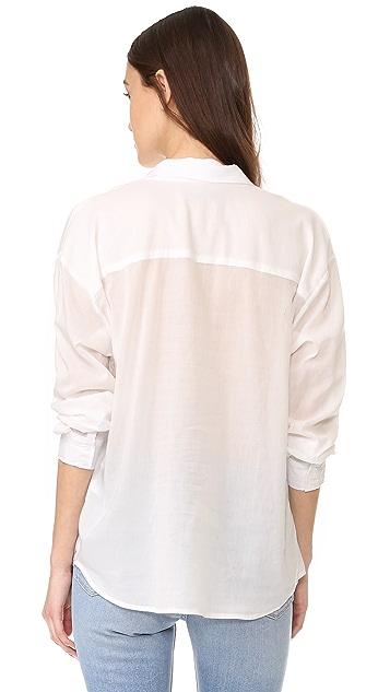 3x1 Moxy Wrap Shirt