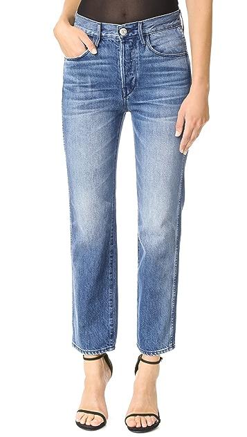 3x1 Shelter Austin Crop Jeans ...