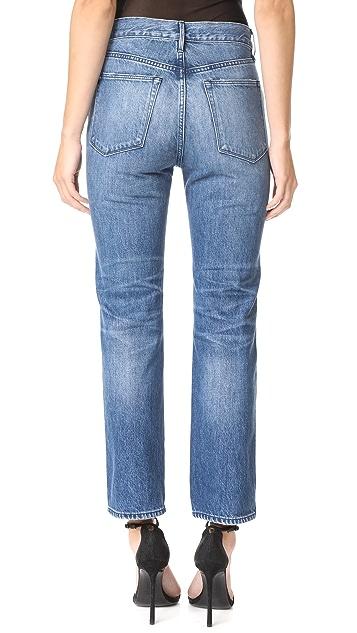 3x1 Shelter Austin Crop Jeans