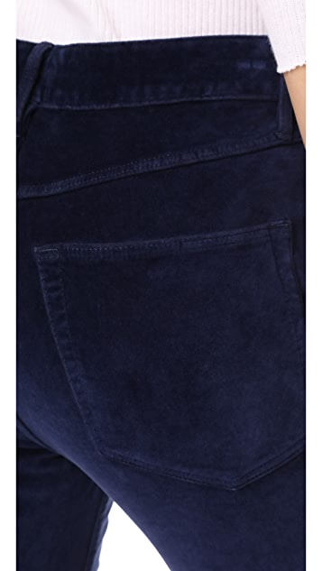 3x1 Higher Ground Velvet Jeans