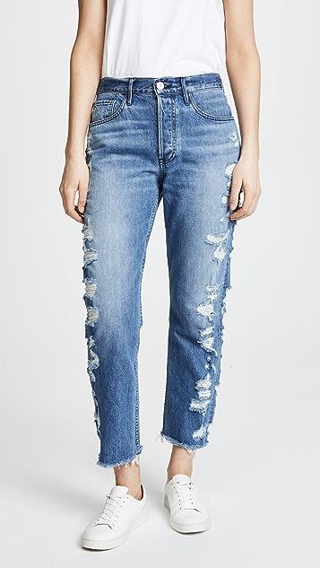 3x1 Higher Ground Crop Jeans