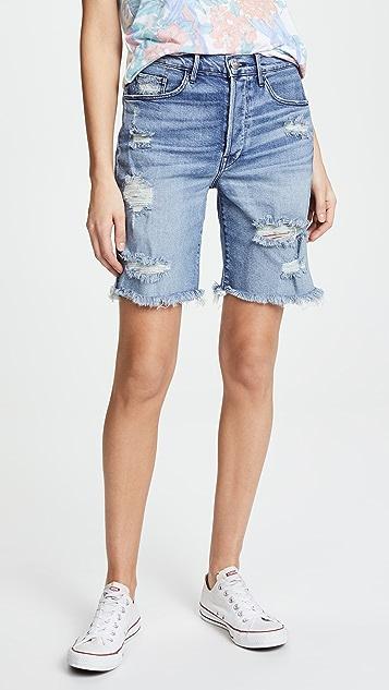 3x1 Ryder Knee Shorts