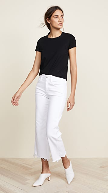 3x1 Shelter Wide Leg Jeans