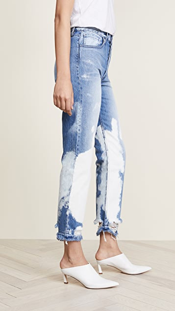 3x1 Higher Ground Crop Jeans