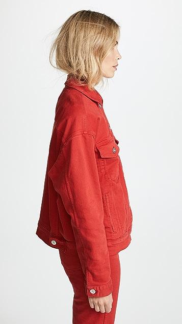 3x1 Oversized Classic Jacket