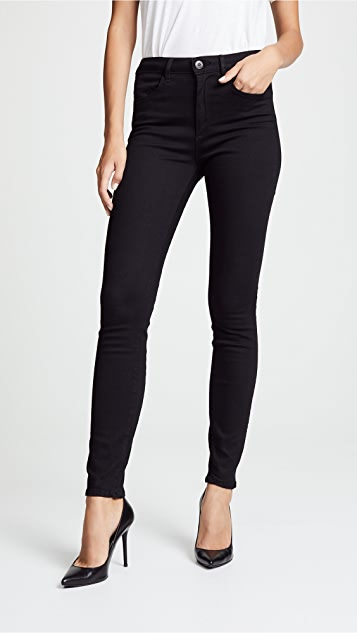 3x1 W3 Channel Seam Skinny Jeans
